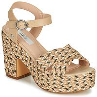 Chaussures Femme Sandales et Nu-pieds Pepe jeans BLEAN Beige
