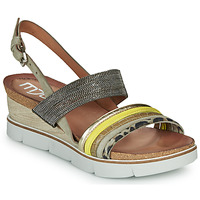 Chaussures Femme Sandales et Nu-pieds Mjus TAPASITA Taupe