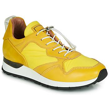 Chaussures Femme Baskets basses Mjus CAST Jaune