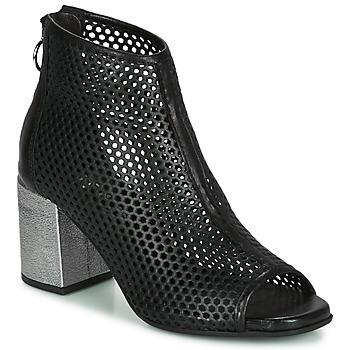 Chaussures Femme Boots Mjus MUSIC Noir