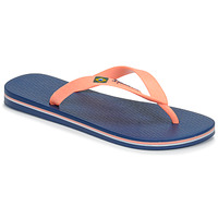 Chaussures Femme Tongs Ipanema CLAS BRASIL II Bleu / Orange