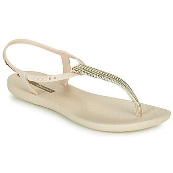 Chaussures Femme Sandales et Nu-pieds Ipanema CLASS GLAM III Beige / Doré