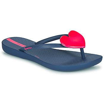Chaussures Fille Tongs Ipanema MAXI FASHION Bleu / Rose