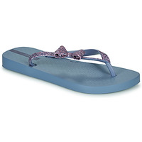Chaussures Fille Tongs Ipanema LOLITA IV Bleu