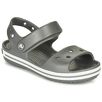 Chaussures Enfant Sandales sport Crocs CROCBAND SANDAL Black / White