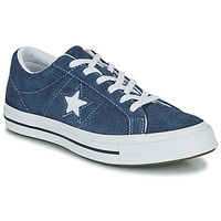 Chaussures Baskets basses Converse ONE STAR OG Bleu