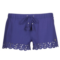 Vêtements Femme Shorts / Bermudas Banana Moon MEOW Marine