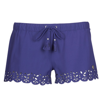 Vêtements Femme Shorts / Bermudas Banana Moon MEOW Marine