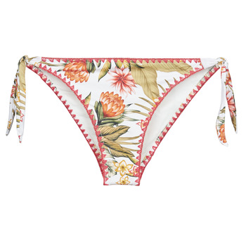 Vêtements Femme Maillots de bain séparables Banana Moon DIMKA LAHAINA Blanc / Orange