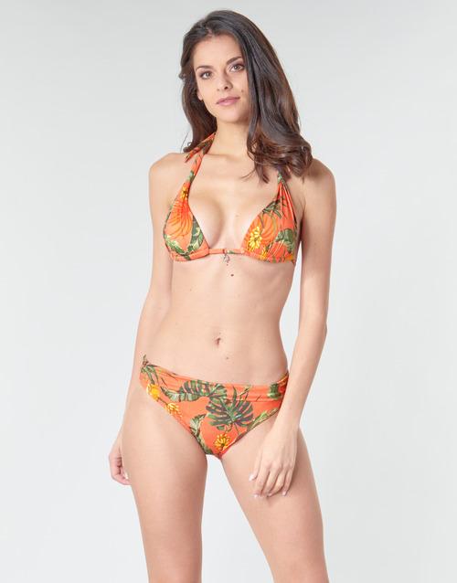 Vêtements Femme Maillots de bain séparables Banana Moon NIKO BANANAS Orange