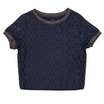 Vêtements Fille Tops / Blouses Ikks CLOTHILDE Marine