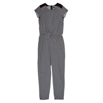 Vêtements Fille Combinaisons / Salopettes Ikks MIZZI Noir