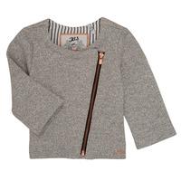 Vêtements Fille Gilets / Cardigans Ikks LOIS Gris
