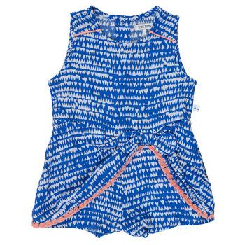Vêtements Fille Combinaisons / Salopettes Ikks BEO Bleu