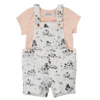 Vêtements Fille Combinaisons / Salopettes Ikks BARTA Multicolore