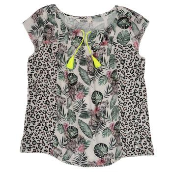 Vêtements Fille Tops / Blouses Kaporal JENY Vert