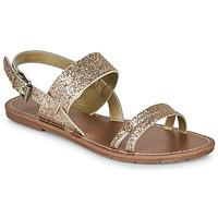 Chaussures Femme Sandales et Nu-pieds Chattawak MONIA Doré