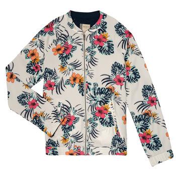 Vêtements Fille Vestes / Blazers Roxy LIKE I DO Multicolor