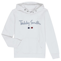 Vêtements Garçon Sweats Teddy Smith SEVEN Blanc