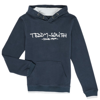 Vêtements Garçon Sweats Teddy Smith SICLASS Bleu
