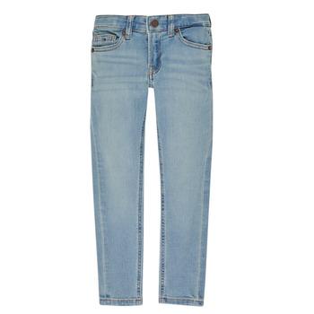Vêtements Garçon Jeans slim Tommy Hilfiger SIMON Bleu