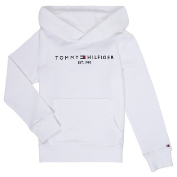 Vêtements Garçon Sweats Tommy Hilfiger KB0KB05673 Blanc
