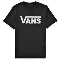 Vêtements Enfant T-shirts manches courtes Vans BY VANS CLASSIC Noir