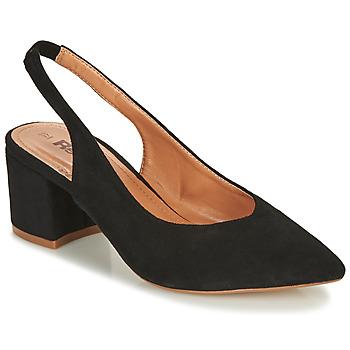 Chaussures Femme Escarpins Refresh MINA Noir