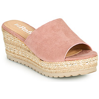 Chaussures Femme Mules Refresh NESTA Nude