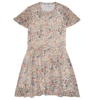 Vêtements Fille Robes courtes Le Temps des Cerises JUNO Multicolor