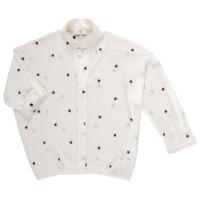 Vêtements Fille Tops / Blouses Le Temps des Cerises STRELLA Blanc