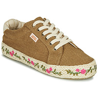 Chaussures Femme Baskets basses Banana Moon ZAYANA Kaki