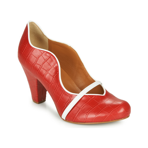 Chaussures Femme Escarpins Cristofoli NEFI Rouge