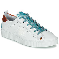 Chaussures Femme Baskets basses Philippe Morvan ZICK Blanc
