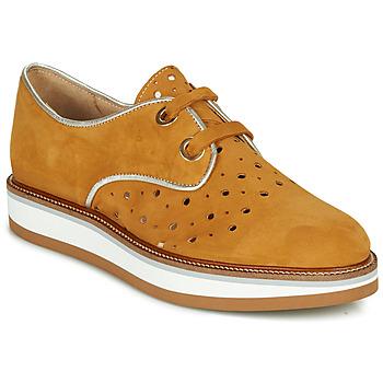 Chaussures Femme Derbies Philippe Morvan NAXY Marron
