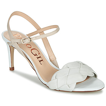 Chaussures Femme Sandales et Nu-pieds Paco Gil IBIZA MINA Blanc