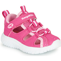 Chaussures Fille Sandales et Nu-pieds Kangaroos KI-Rock Lite EV Rose