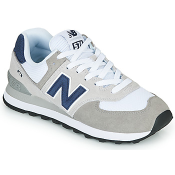 Chaussures Homme Baskets basses New Balance 574 Gris