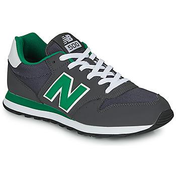Chaussures Homme Baskets basses New Balance 500 Gris / Vert