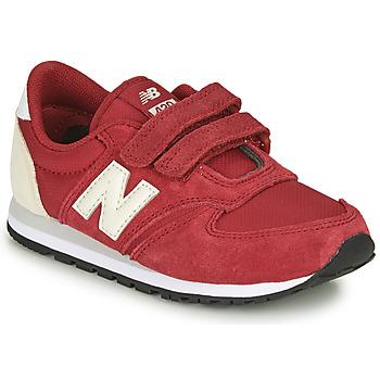 Chaussures Enfant Baskets basses New Balance 420 Rouge