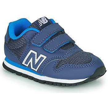Chaussures Garçon Baskets basses New Balance 500 Bleu