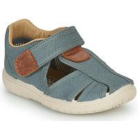 Chaussures Garçon Sandales et Nu-pieds Citrouille et Compagnie GUNCAL Gris