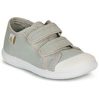 Chaussures Enfant Baskets basses Citrouille et Compagnie GLASSIA Gris