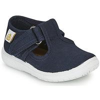 Chaussures Enfant Ballerines / babies Citrouille et Compagnie MATITO Marine