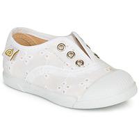 Chaussures Enfant Baskets basses Citrouille et Compagnie RIVIALELLE Blanc