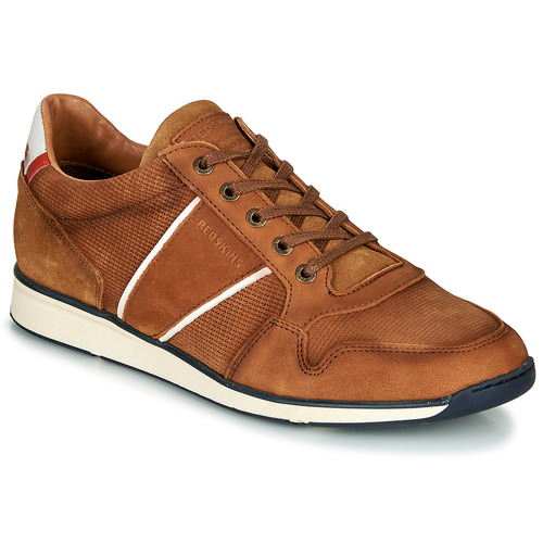 Chaussures Homme Baskets basses Redskins CHACRA Cognac