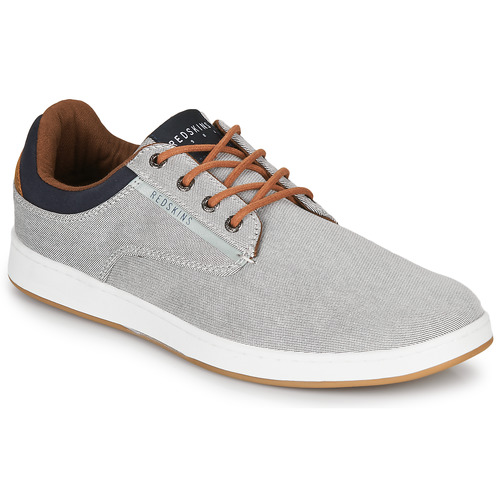 Chaussures Homme Baskets basses Redskins PACHIRA Gris / Marine