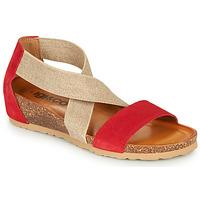 Chaussures Femme Sandales et Nu-pieds IgI&CO 5198177 Rouge