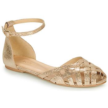 Chaussures Femme Sandales et Nu-pieds Jonak DOO Platine