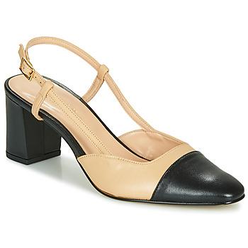 Chaussures Femme Escarpins Jonak DHAPOP Beige / Noir